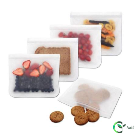 Reusable Silicone Food Containers® 4 Pcs