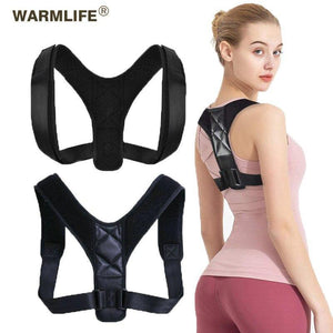Fully Adjustable Posture Back Support Corrector