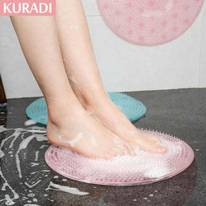 Bathroom Massage Foot Scrubber