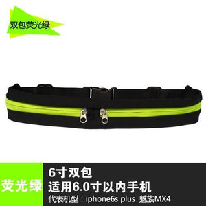 Trail Park Waterproof Belt Bags