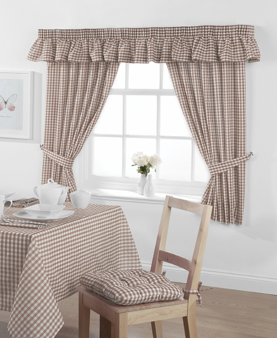 Kitchen Curtains At 4YH Textiles®