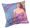 Printed Acqua Novelty Pictorial Cushion Cover - CLEARANCE PRICE