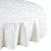 Cadiz Damask Glacier Tablecloth Mega Bargain Package Sets