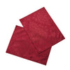 Palazzo Damask Chateau Red Tablecloths And Accessories
