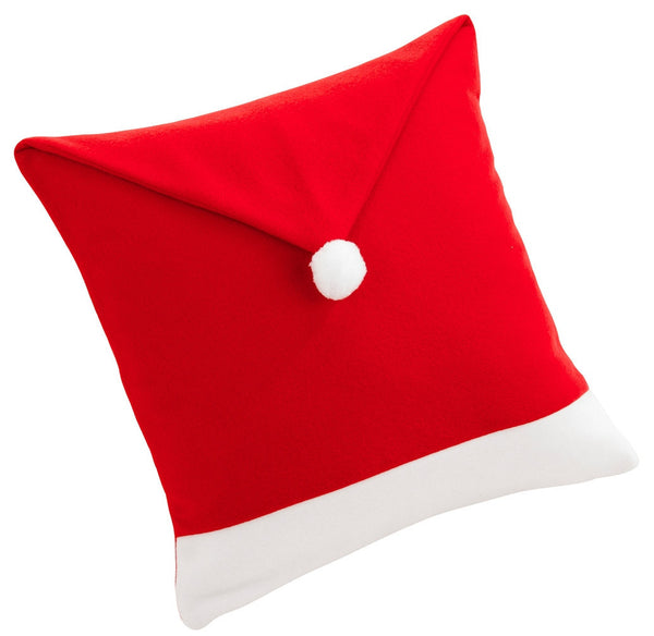 Christmas/Xmas Santa's Table Fleecy Cushion Cover