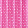 Hollywood Pink Shower Curtain Including 12 Rings