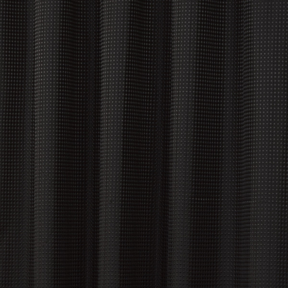 Waffle Black Textured Pencil Pleat Lined Readymade Curtains | 4YH ... for Black Curtains Texture  110yll