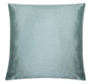 Seattle Teal Faux Silk Cushion Cover