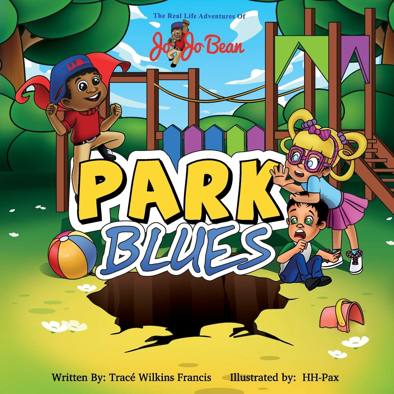 The Real Life Adventures of Jo Jo Bean: Park Blues