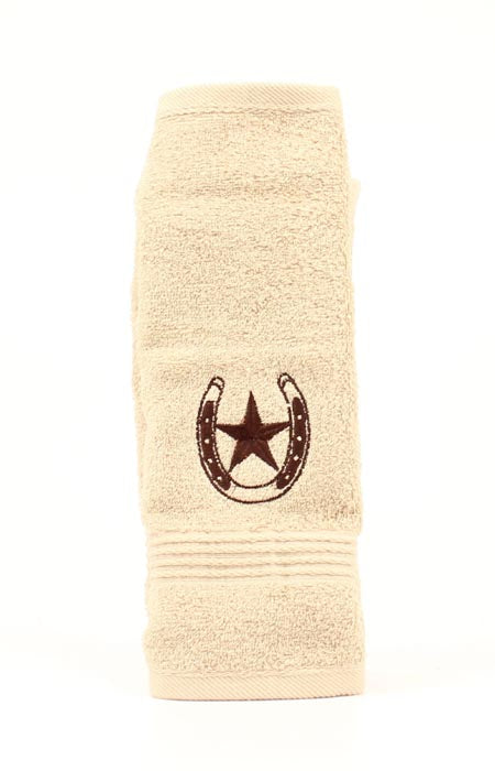 Star Washcloth-Light
