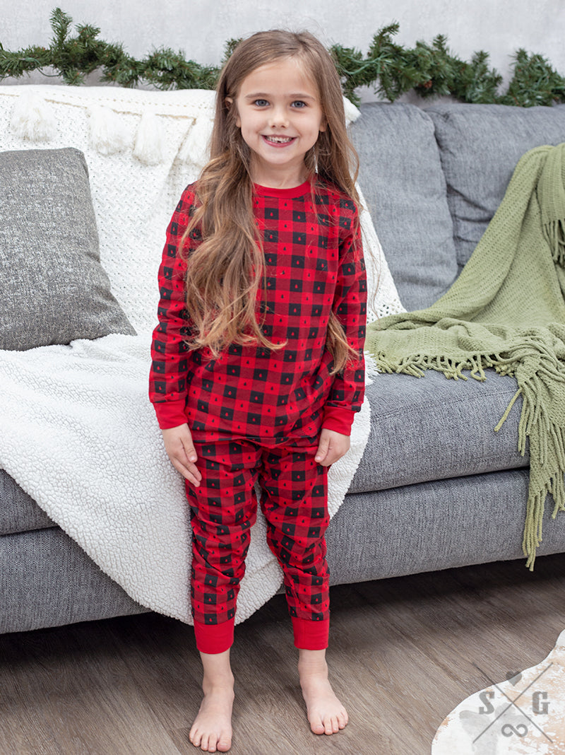 Kid's Pajama Set