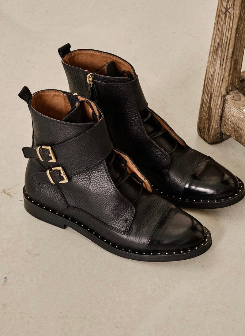 MM Dublin Leather Boot