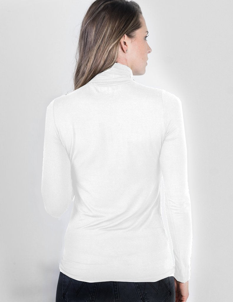 Turtleneck Long Sleeve