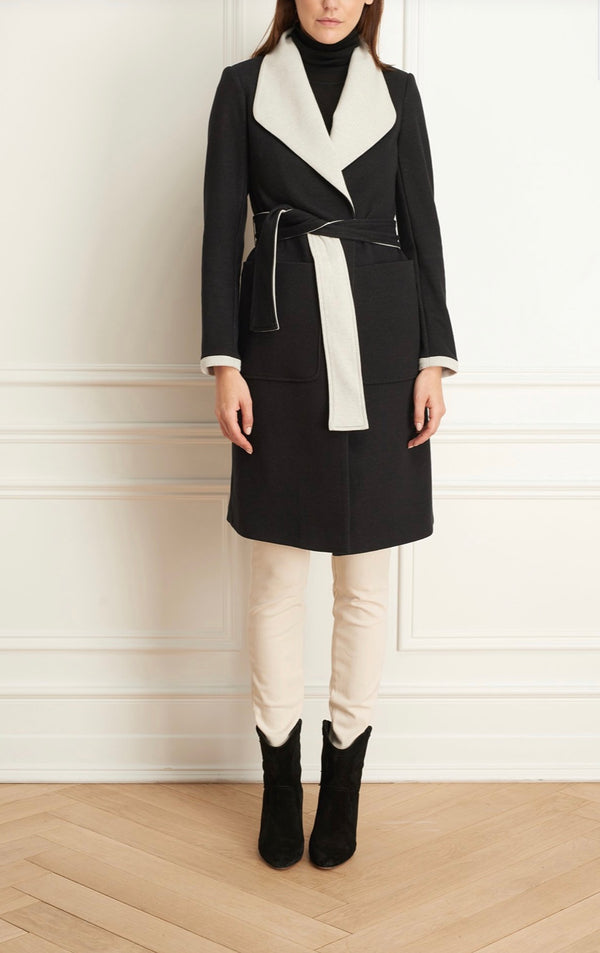 Double Face Long Jacket