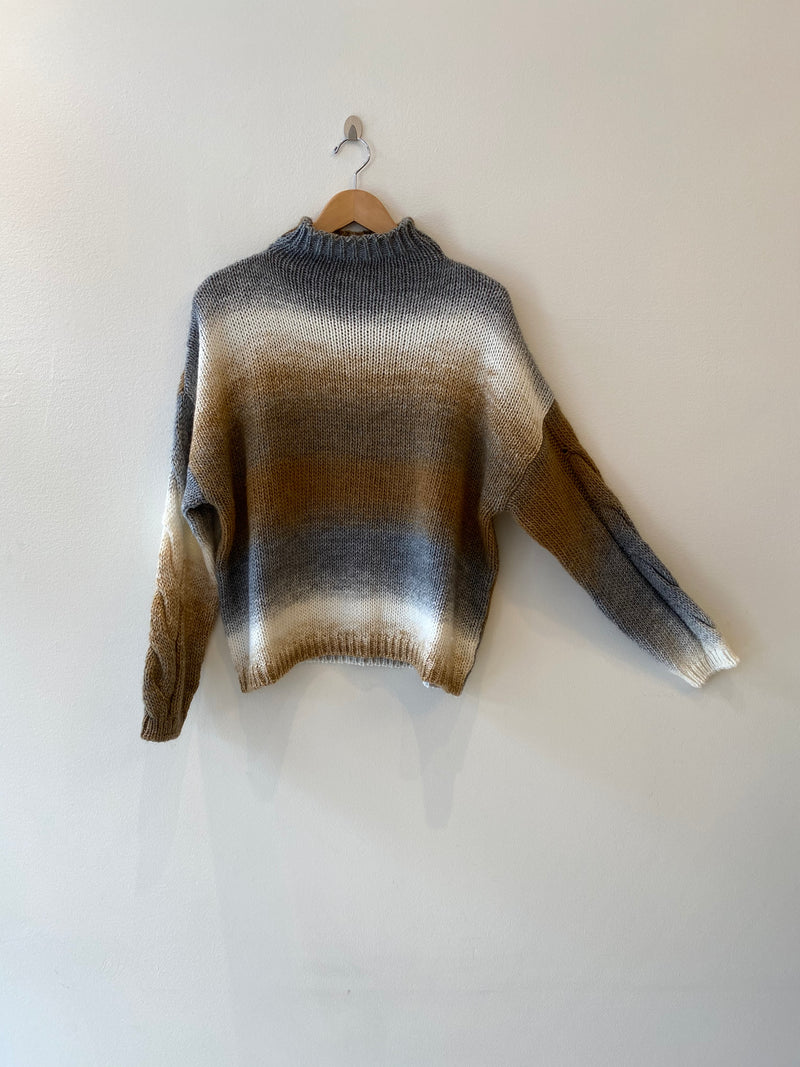 Top Mock Neck