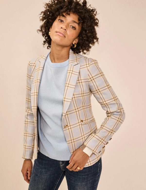 Blake Jolly Plaid Blazer