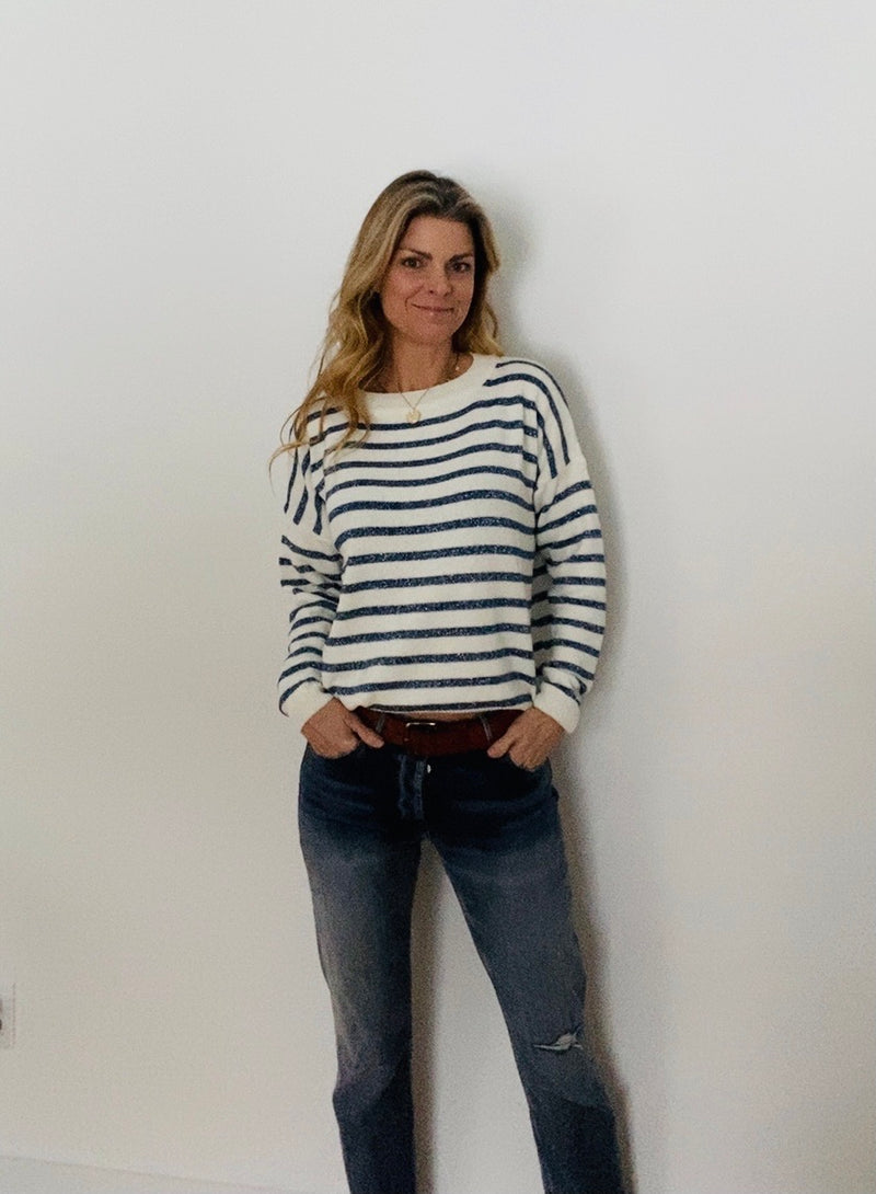 Stripe Sweater Darlane