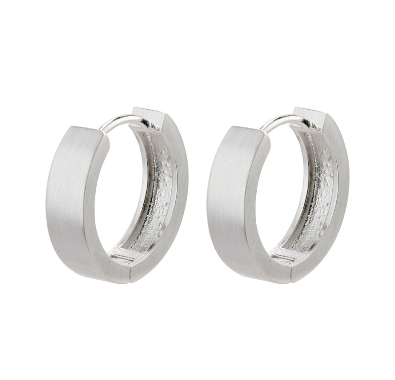Blanca Earrings Silver Plated