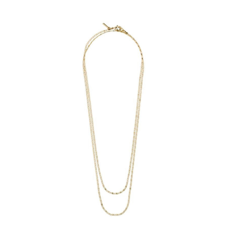 Parisa Necklace Gold Plated
