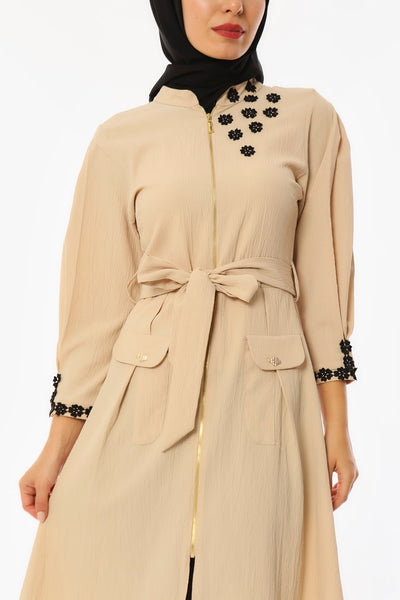 Belted Modest Tunic