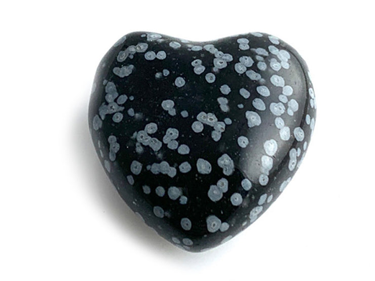 CORAZON PUFF DE OBSIDIANA NEVADA CHICO