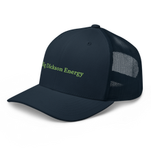 Load image into Gallery viewer, BIG DICKSON ENERGY TRUCKER CAP