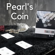 Load image into Gallery viewer, Pearl's Coin