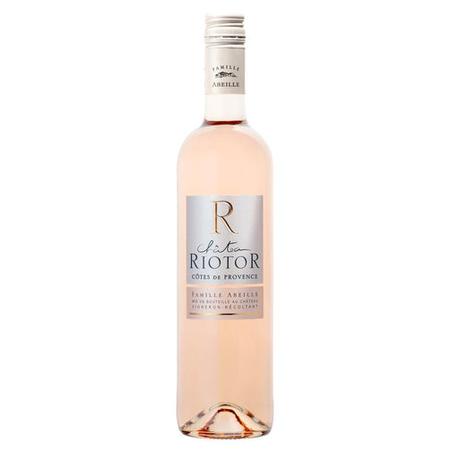 2017 Chateau Riotor - Rosé - Provence FRA: It is a pale, savory, grenache-based Provençal rosé with nuances of strawberries and cream. The palate is weighty and textured, and there is loads of flavour. It has presence, weight and, most importantly, balance. One of the standouts in the French rosé category.