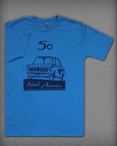 '50 Year' North America Shirt