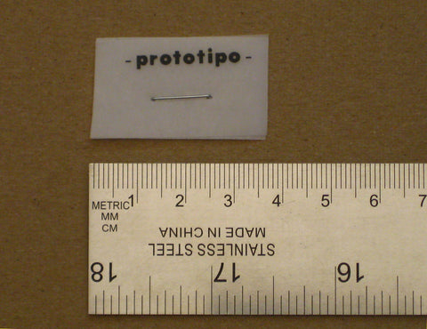'Prototipo' Replacement Decal (MOMO)