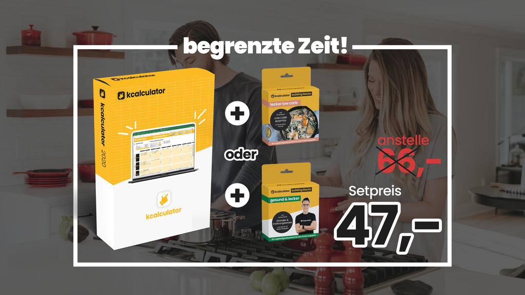 kcalculator [ANGEBOT] Set - kcalculator