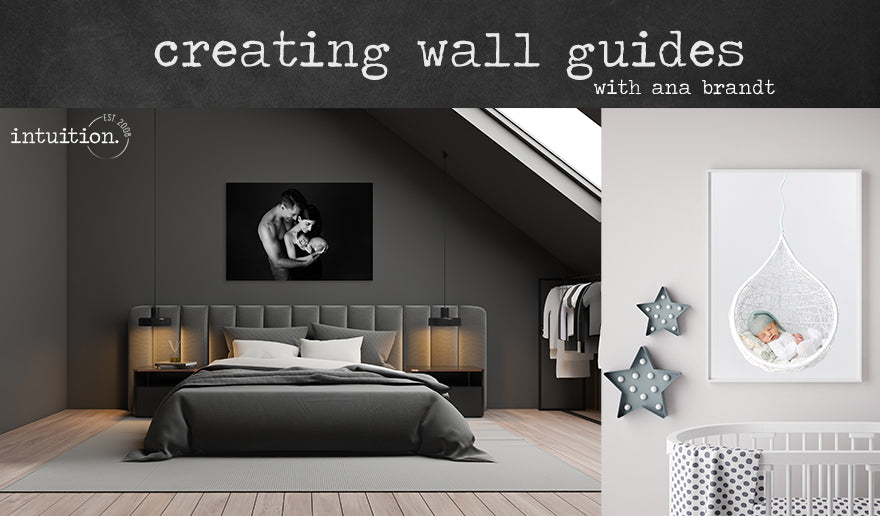 Creating Wall Guides