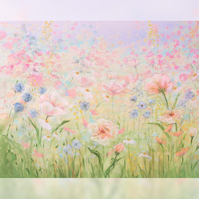 60x50 fabric :: wildflowers :: deal