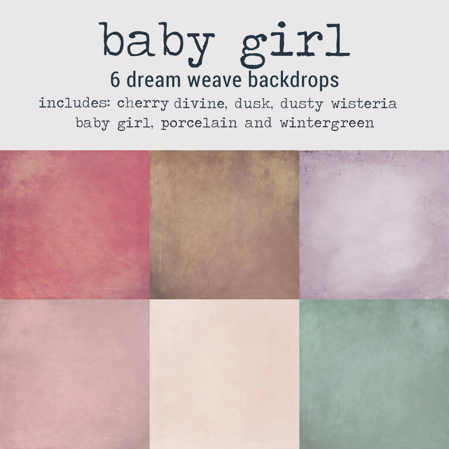 To-Go Pack - Baby Girl