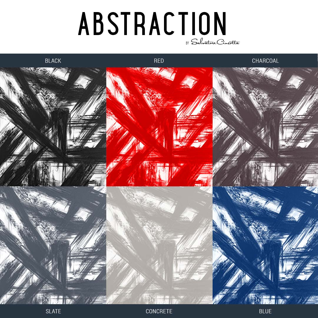 Abstraction by Salvatore Cincotta