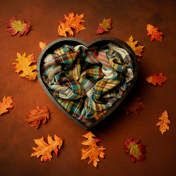 The Heart Of Autumn - Digital