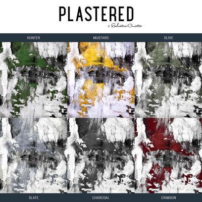 Plastered by Salvatore Cincotta