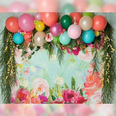 Floral Delight Party