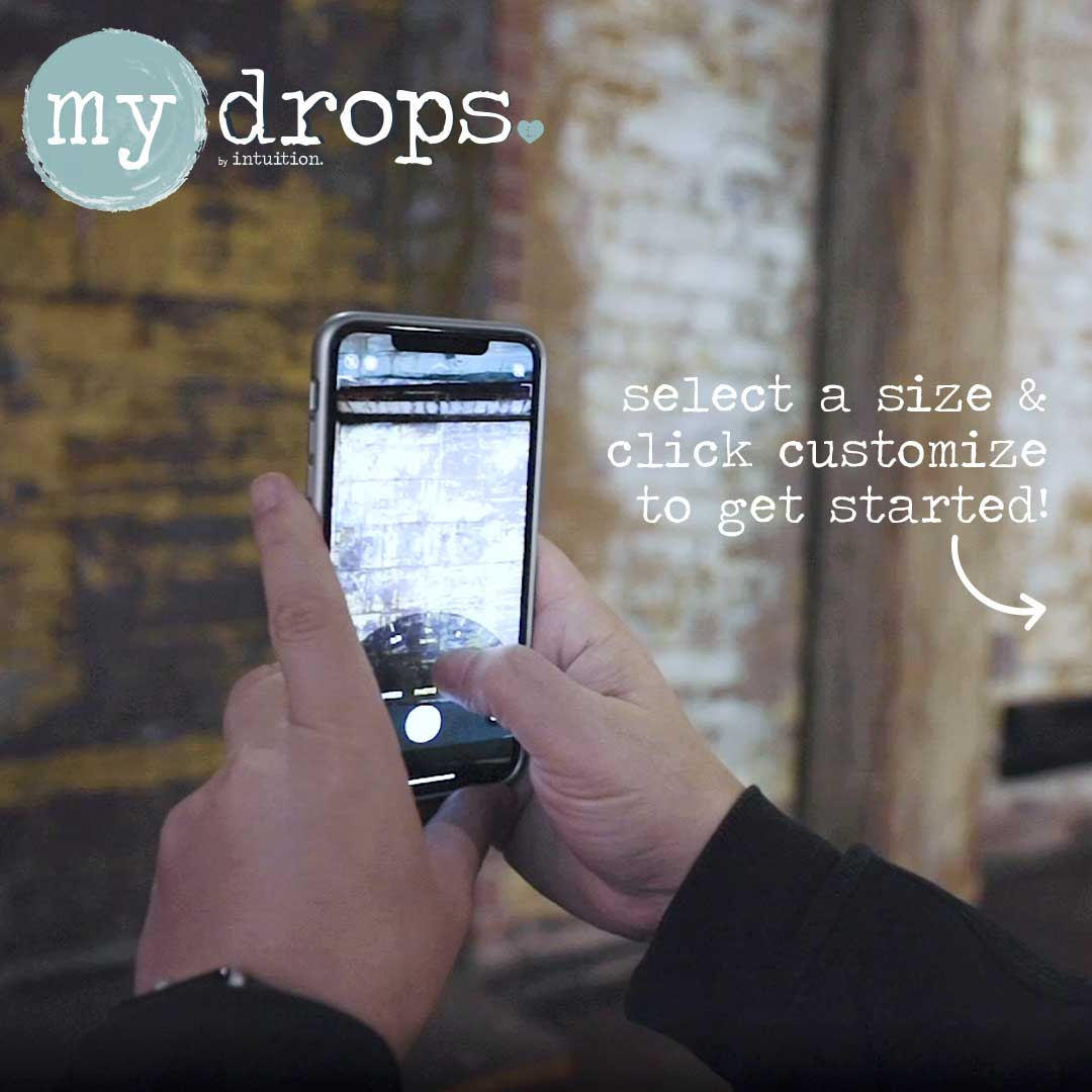 MyDrops Custom Backdrop