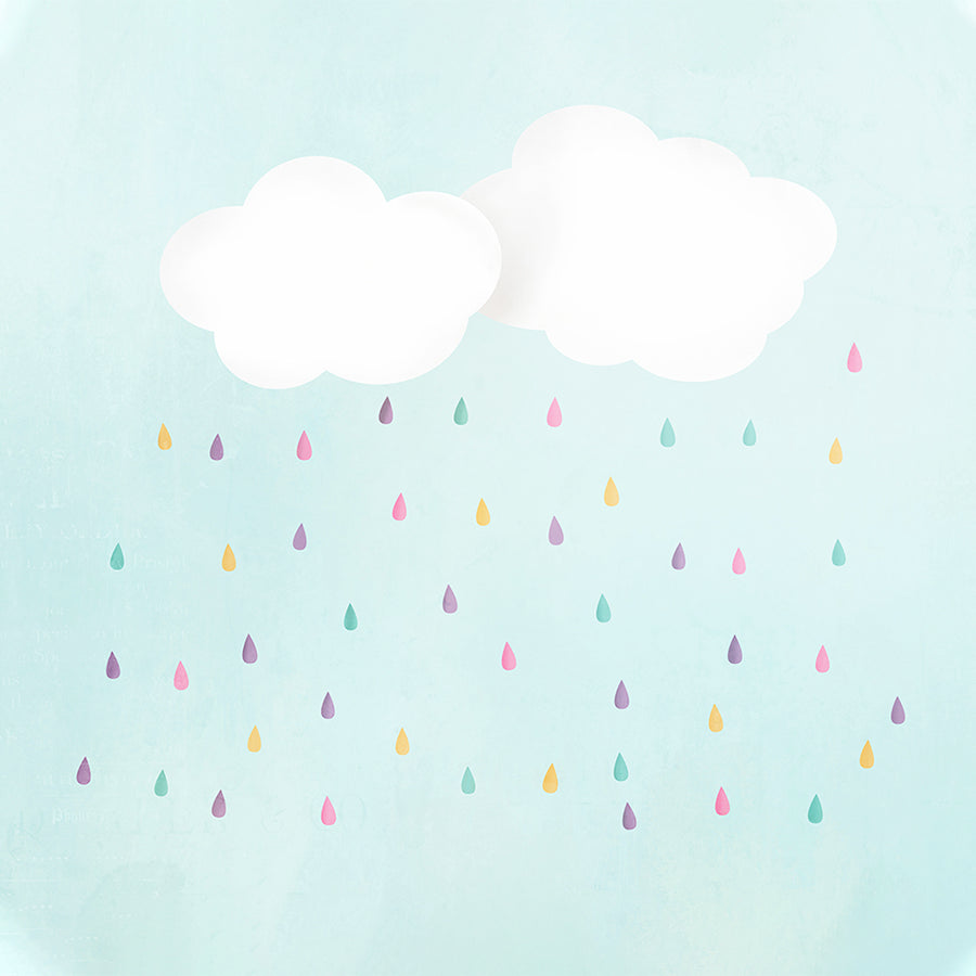 May Showers - Intuition Backgrounds