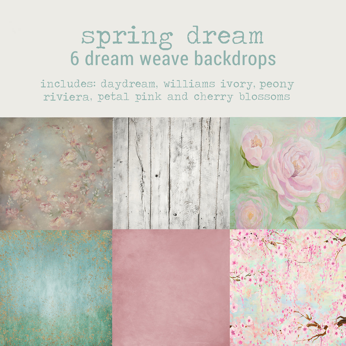 To-Go Pack - Spring Dream