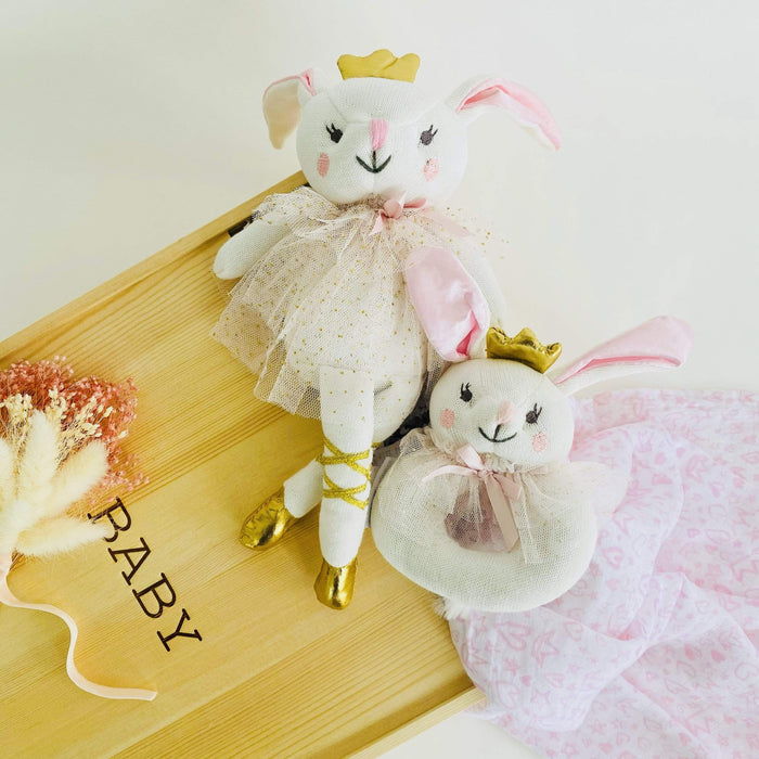 Giftsmith Featured Bunny Ballerinas