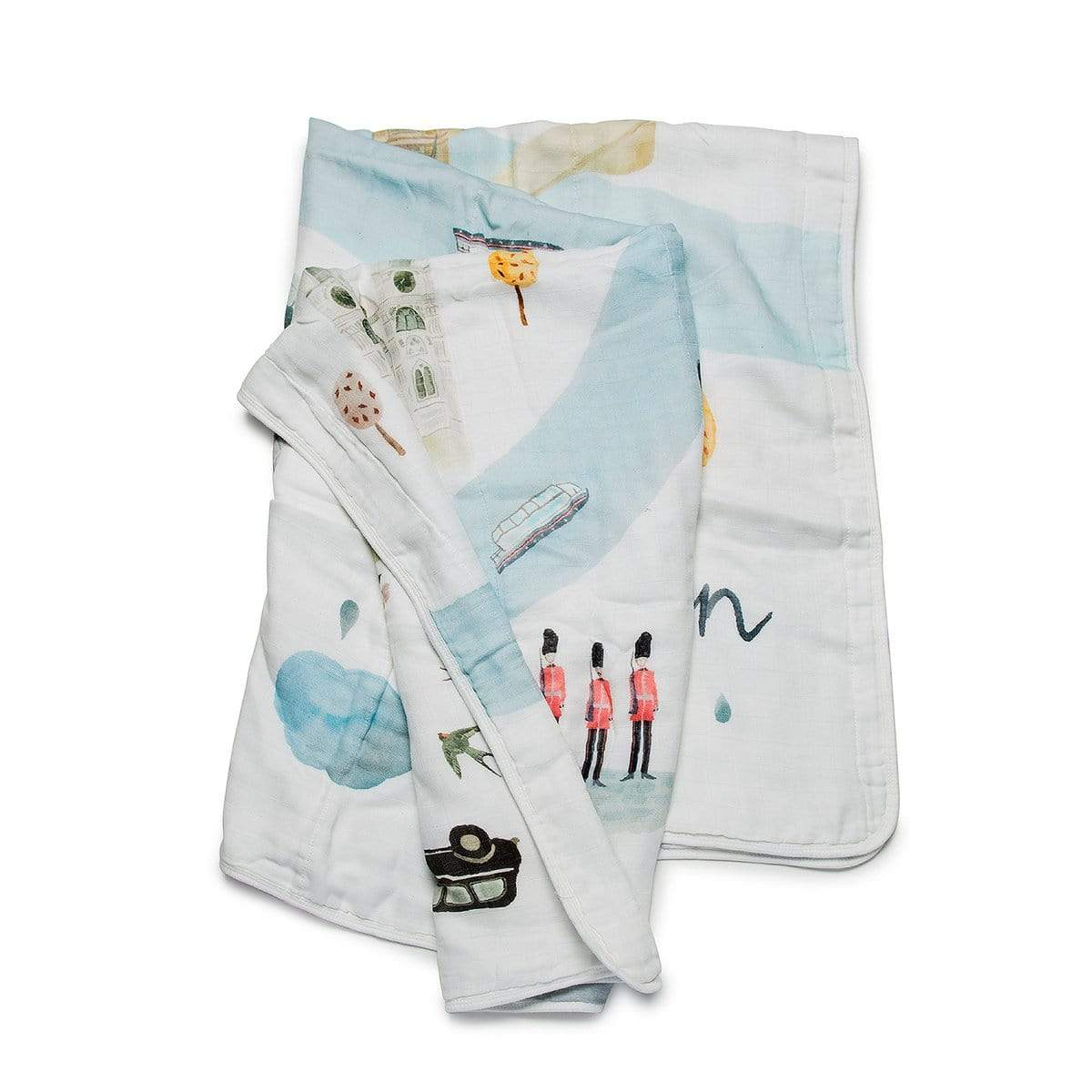 Giftsmith DYOG Muslin Swaddle London