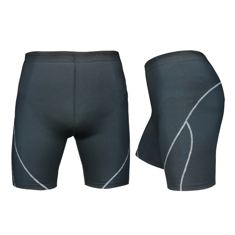 Men's Sports Training Track And Field Marathon Quick-drying Breathable Shorts