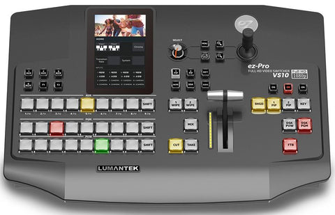 Lumantek ez-Pro VS10 Switcher