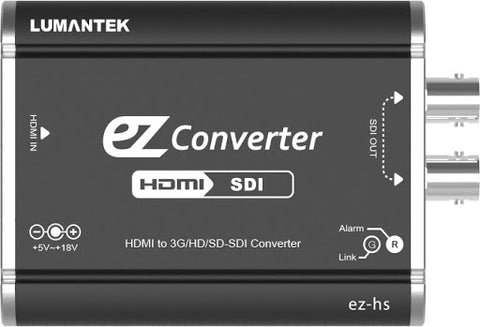 Lumantek ez-HS HDMI to 3G/HD/SD-SDI