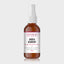 Naturlea Sports Recovery Mist 100mL Bottle on Grey Background. Reduce pain in stressed muscles. 100% Australian Made.