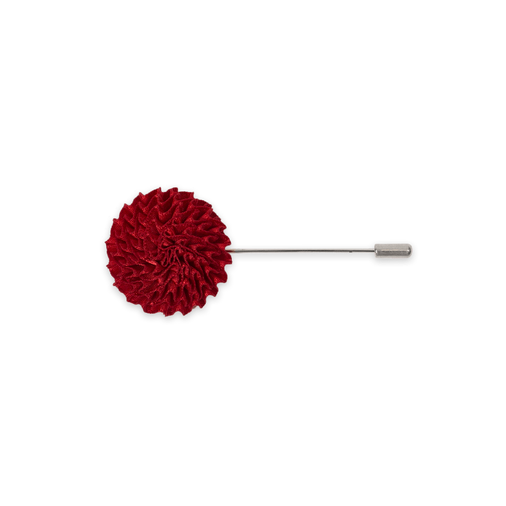 Lapel Pin (Crimson)
