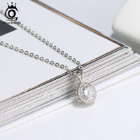 925 Sterling Silver Vintage Flower Pendant Necklace Christmas Gift