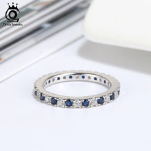 Load image into Gallery viewer, Pure 925 Stackable Shining Women Ring